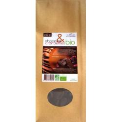 Chocolat & Cranberries biologiques 250 g