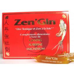Zen'Gin 20 ampoules