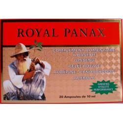 Royal Panax 20 Ampoules