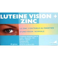 Lutéine Vision + Zinc