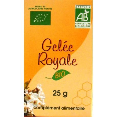 Gelée Royale biologique pot de 25 g