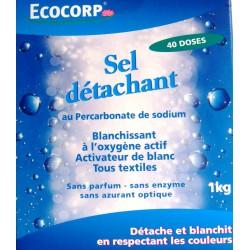 Sel Détachant au Percarbonate de Sodium 1 Kg - 40 doses