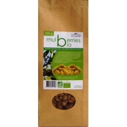 Mulberries Biologiques* 250 g