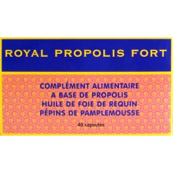 Royal Propolis Fort 40 Capsules