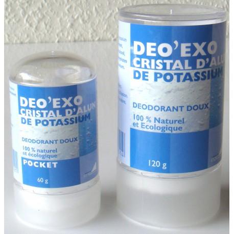 Déo'Cristal d'Alun de Potassium