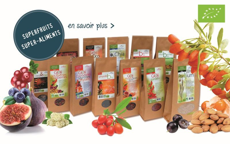 LES SUPER FRUITS